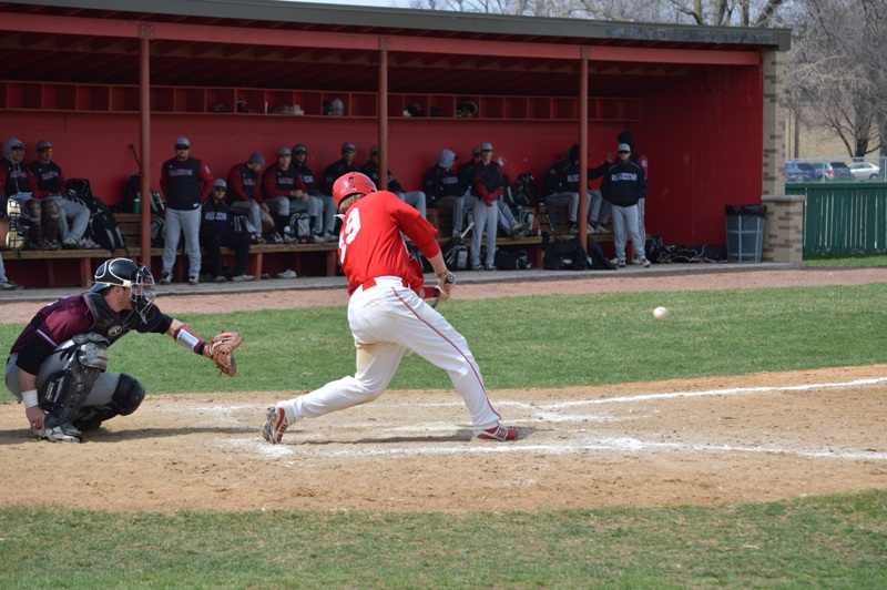 8th SXU Baseball vs Holy Cross (Ind.) 4/16/14 Photo
