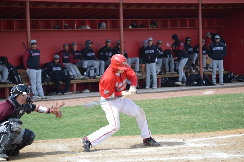 9th SXU Baseball vs Holy Cross (Ind.) 4/16/14 Photo