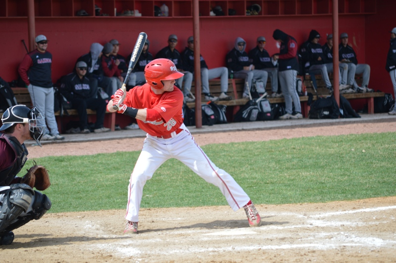 10th SXU Baseball vs Holy Cross (Ind.) 4/16/14 Photo