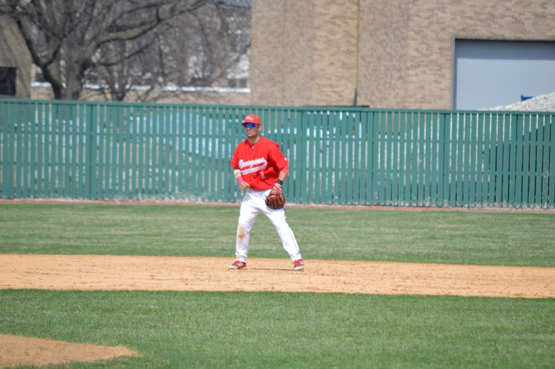 15th SXU Baseball vs Holy Cross (Ind.) 4/16/14 Photo