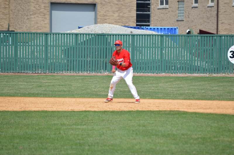 19th SXU Baseball vs Holy Cross (Ind.) 4/16/14 Photo