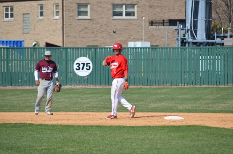 23rd SXU Baseball vs Holy Cross (Ind.) 4/16/14 Photo