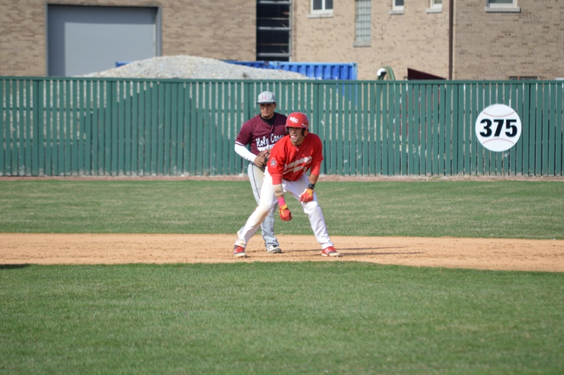 24th SXU Baseball vs Holy Cross (Ind.) 4/16/14 Photo