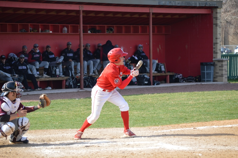 25th SXU Baseball vs Holy Cross (Ind.) 4/16/14 Photo
