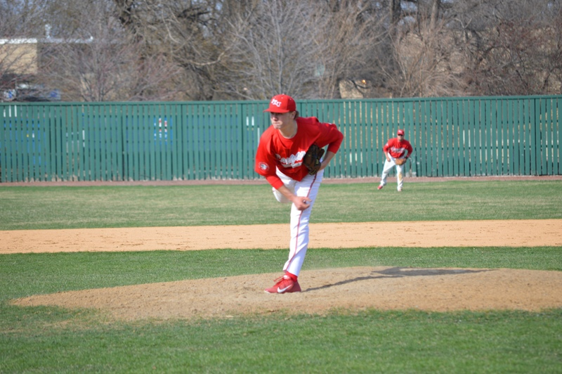 31st SXU Baseball vs Holy Cross (Ind.) 4/16/14 Photo