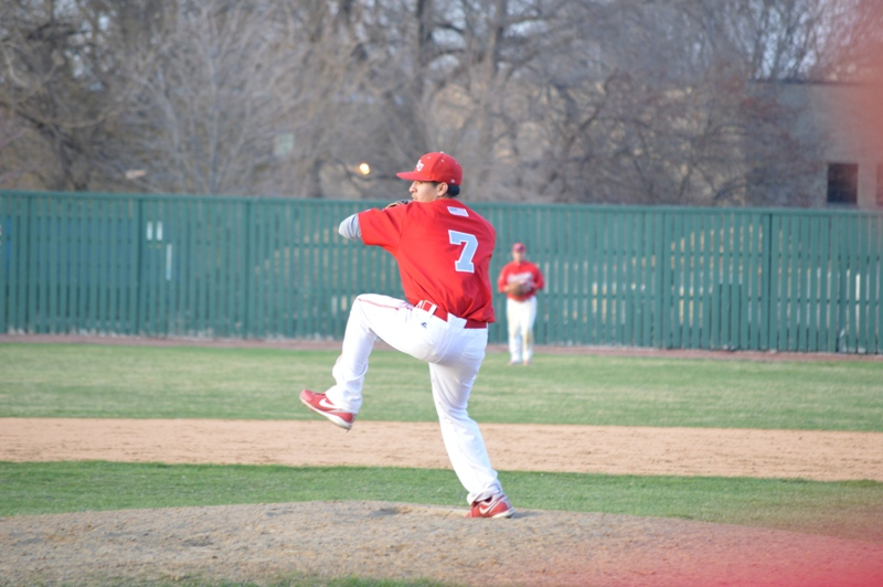 35th SXU Baseball vs Holy Cross (Ind.) 4/16/14 Photo