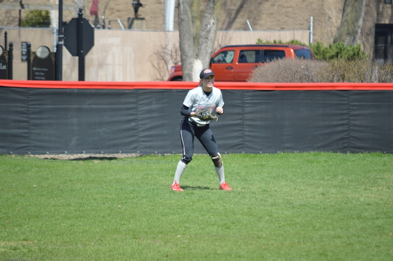 6th SXU Softball 'Senior Day' vs Grand View (Iowa) 4/19/14 Photo