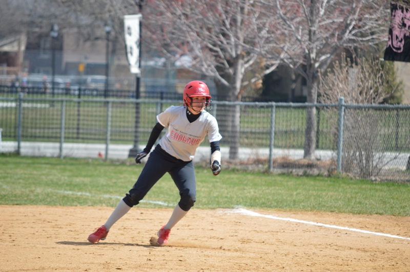 9th SXU Softball 'Senior Day' vs Grand View (Iowa) 4/19/14 Photo