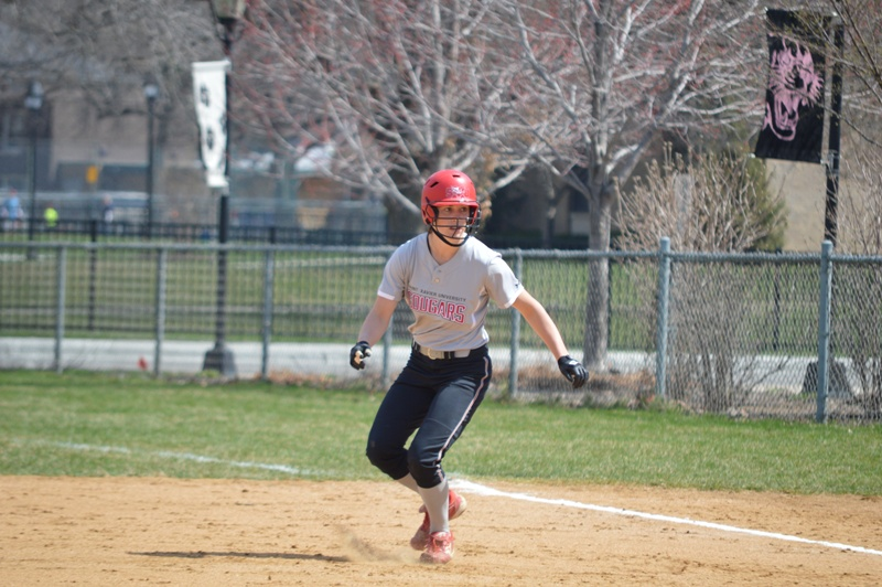 10th SXU Softball 'Senior Day' vs Grand View (Iowa) 4/19/14 Photo