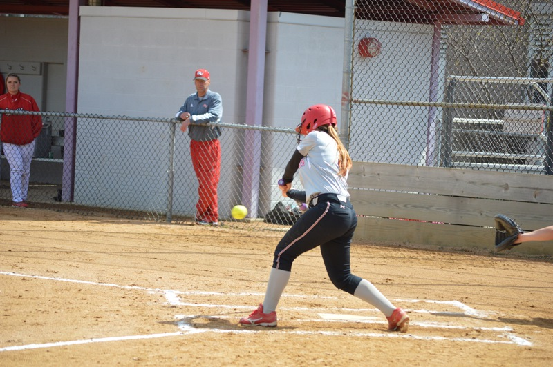 12th SXU Softball 'Senior Day' vs Grand View (Iowa) 4/19/14 Photo