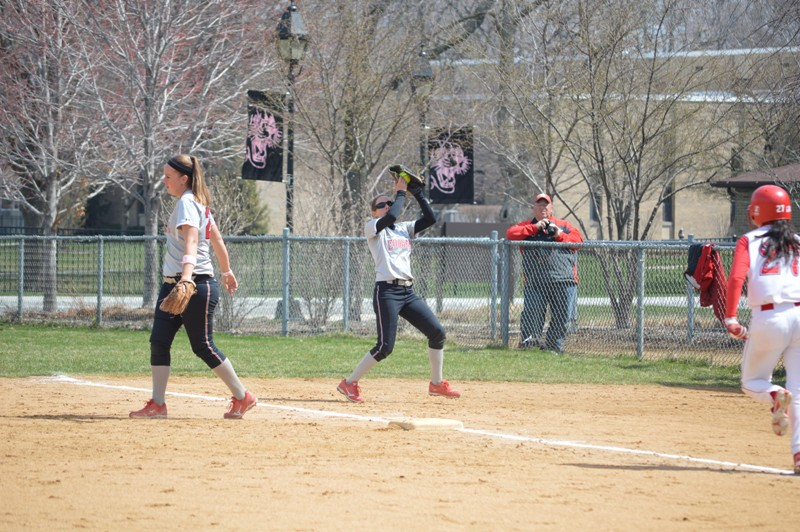 14th SXU Softball 'Senior Day' vs Grand View (Iowa) 4/19/14 Photo