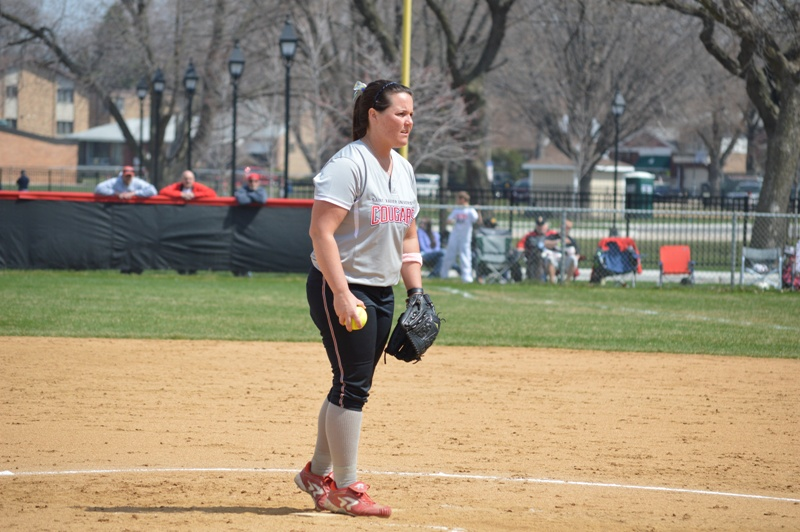 17th SXU Softball 'Senior Day' vs Grand View (Iowa) 4/19/14 Photo