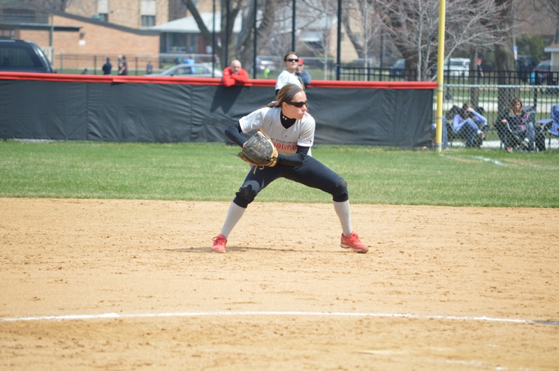18th SXU Softball 'Senior Day' vs Grand View (Iowa) 4/19/14 Photo