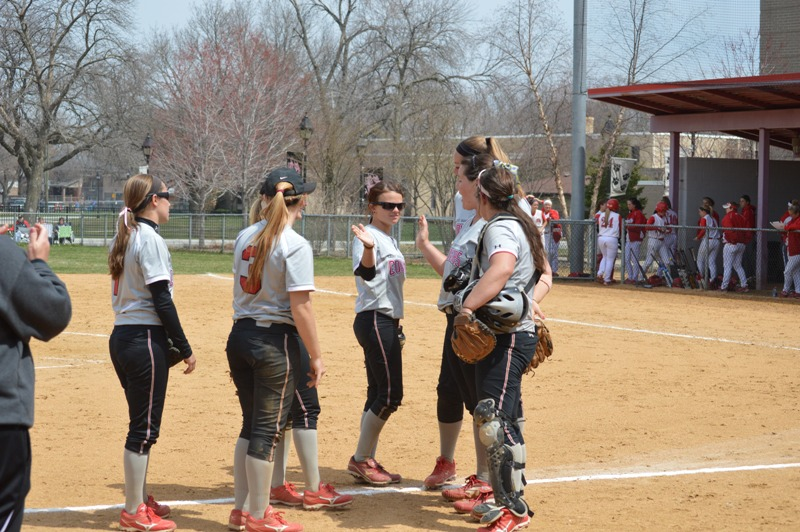 20th SXU Softball 'Senior Day' vs Grand View (Iowa) 4/19/14 Photo