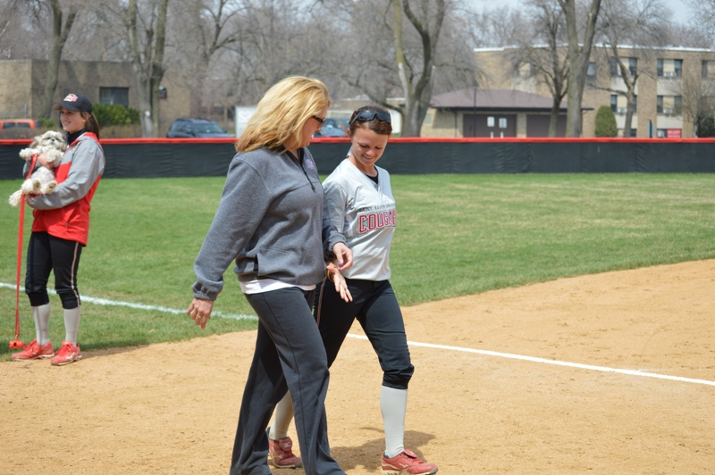 25th SXU Softball 'Senior Day' vs Grand View (Iowa) 4/19/14 Photo