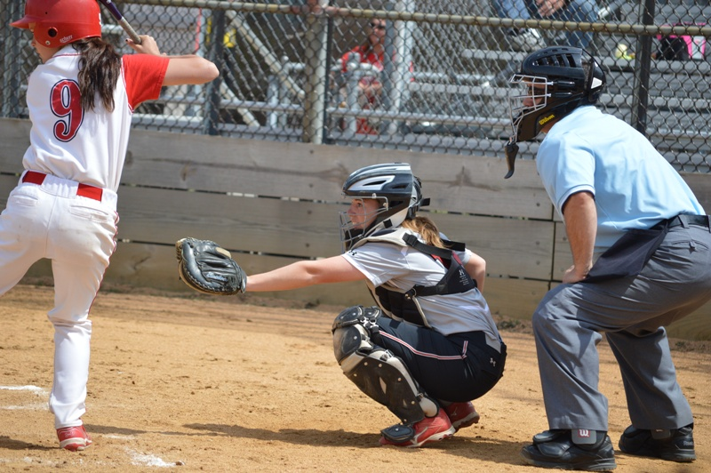 33rd SXU Softball 'Senior Day' vs Grand View (Iowa) 4/19/14 Photo