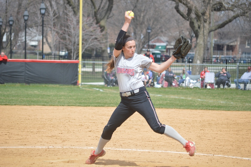 38th SXU Softball 'Senior Day' vs Grand View (Iowa) 4/19/14 Photo