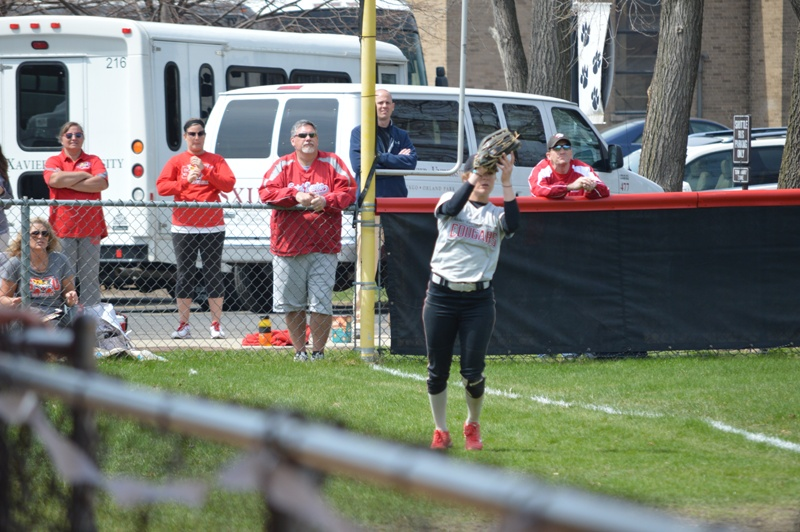40th SXU Softball 'Senior Day' vs Grand View (Iowa) 4/19/14 Photo