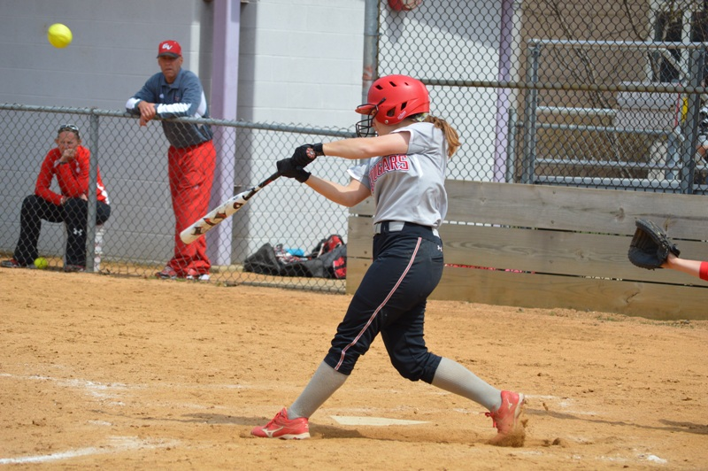 41st SXU Softball 'Senior Day' vs Grand View (Iowa) 4/19/14 Photo
