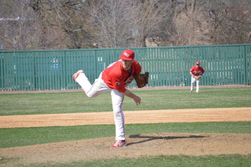 2nd SXU Baseball vs Cardinal Stritch (Ill.) 4/19/2014 Photo