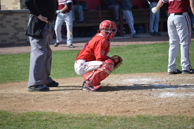3rd SXU Baseball vs Cardinal Stritch (Ill.) 4/19/2014 Photo
