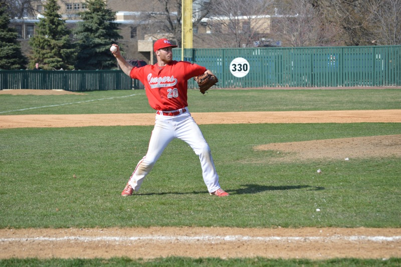 4th SXU Baseball vs Cardinal Stritch (Ill.) 4/19/2014 Photo