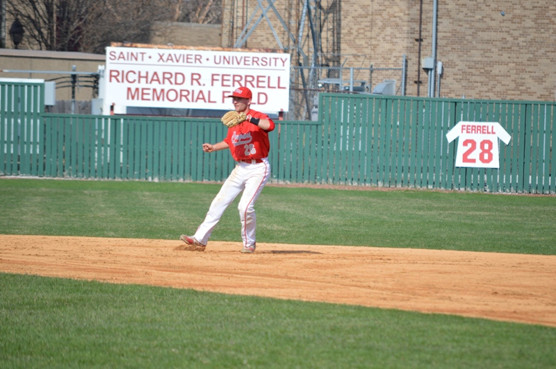5th SXU Baseball vs Cardinal Stritch (Ill.) 4/19/2014 Photo