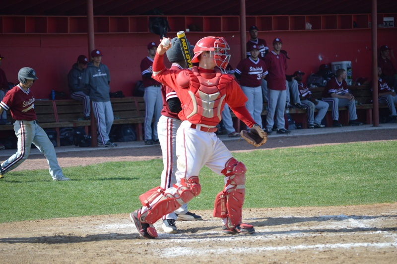 7th SXU Baseball vs Cardinal Stritch (Ill.) 4/19/2014 Photo