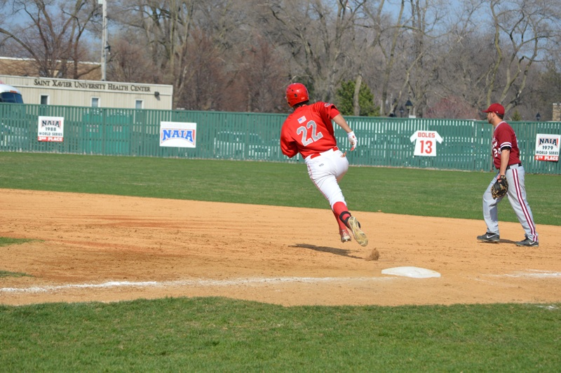 9th SXU Baseball vs Cardinal Stritch (Ill.) 4/19/2014 Photo