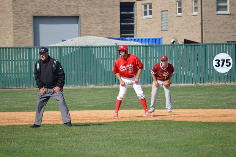 12th SXU Baseball vs Cardinal Stritch (Ill.) 4/19/2014 Photo