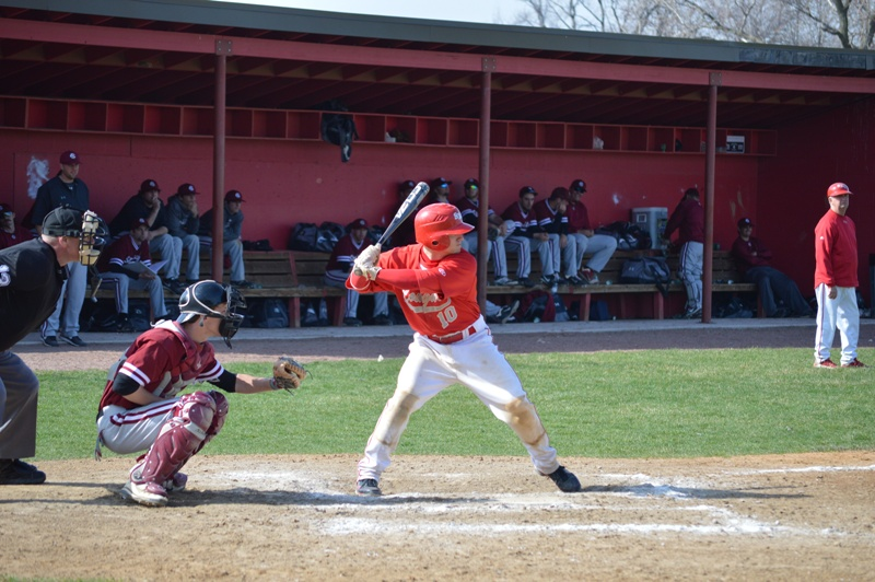 13th SXU Baseball vs Cardinal Stritch (Ill.) 4/19/2014 Photo