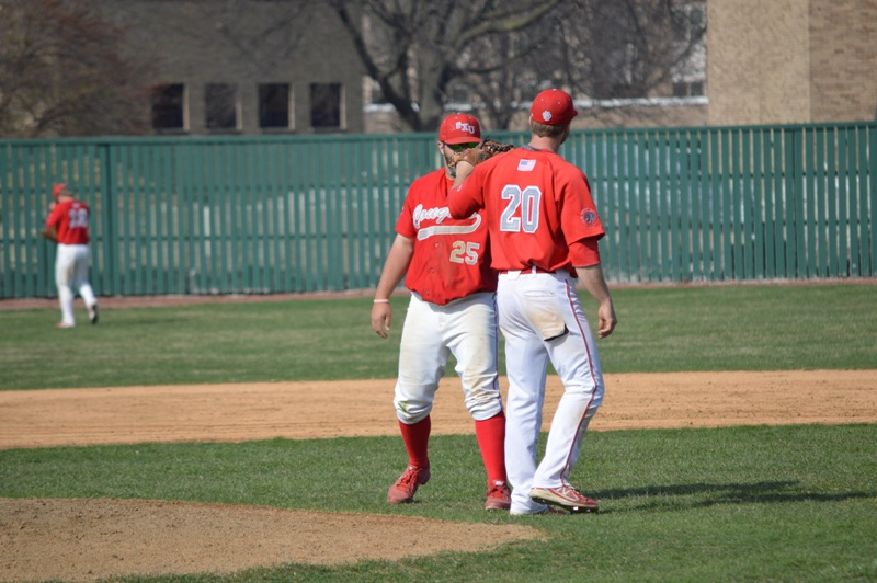21st SXU Baseball vs Cardinal Stritch (Ill.) 4/19/2014 Photo