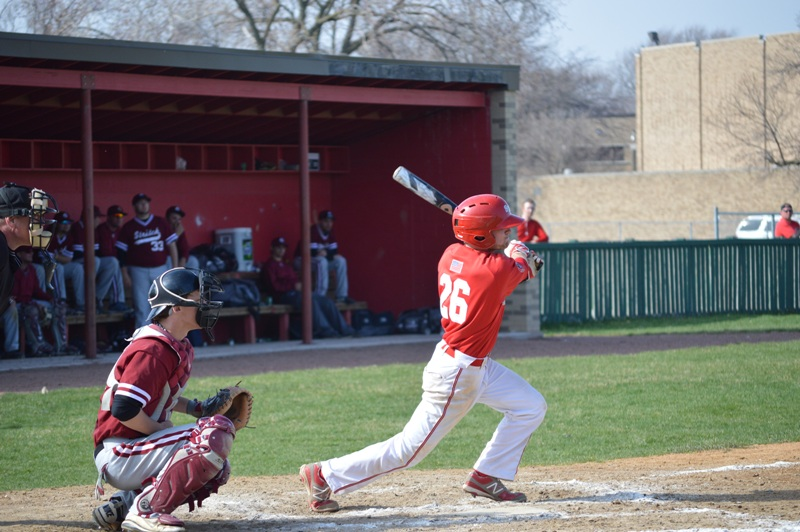 23rd SXU Baseball vs Cardinal Stritch (Ill.) 4/19/2014 Photo