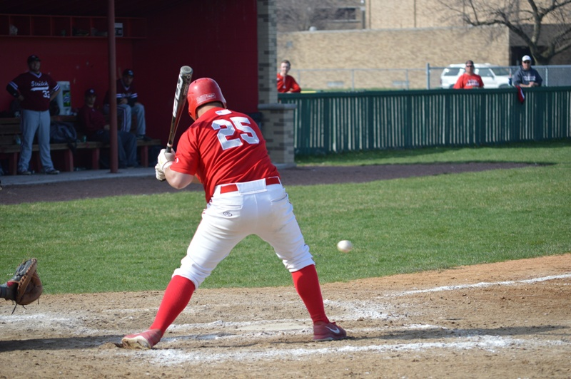 25th SXU Baseball vs Cardinal Stritch (Ill.) 4/19/2014 Photo