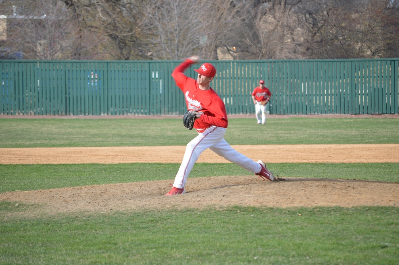 31st SXU Baseball vs Cardinal Stritch (Ill.) 4/19/2014 Photo