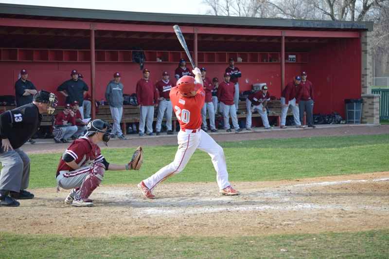 33rd SXU Baseball vs Cardinal Stritch (Ill.) 4/19/2014 Photo