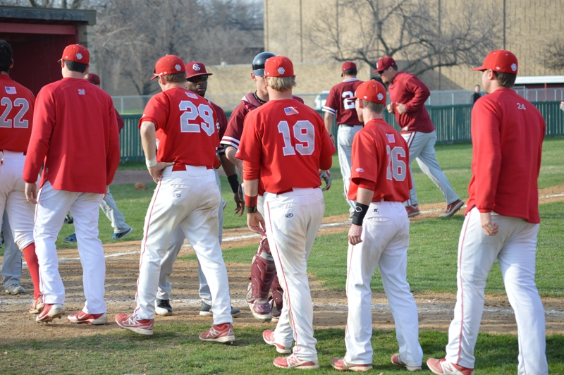 36th SXU Baseball vs Cardinal Stritch (Ill.) 4/19/2014 Photo