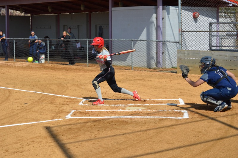2nd SXU Softball vs Judson (Ill.) 4/22/14 Photo