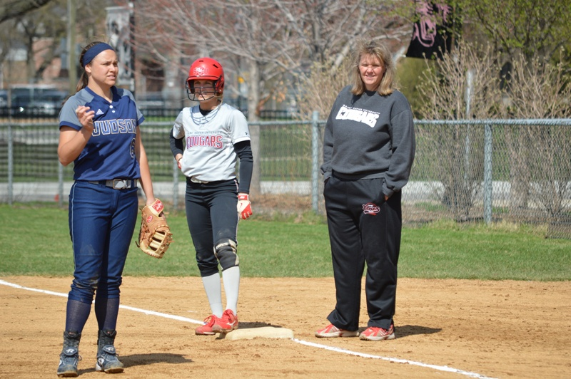 3rd SXU Softball vs Judson (Ill.) 4/22/14 Photo
