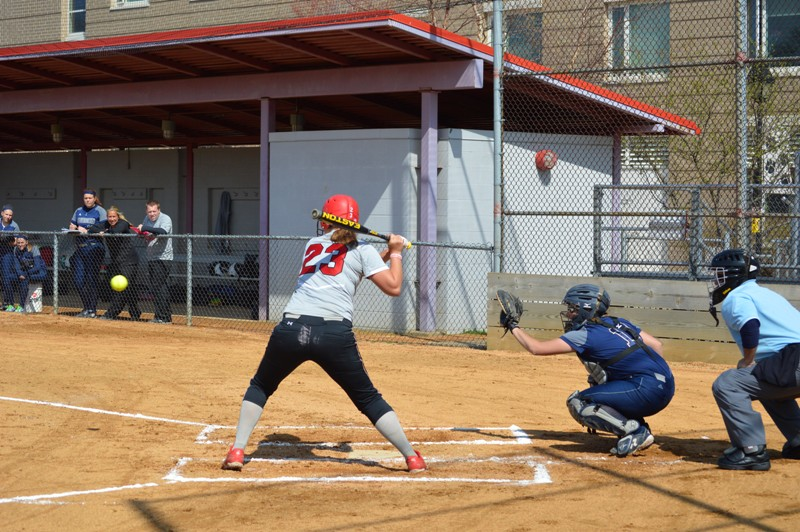 6th SXU Softball vs Judson (Ill.) 4/22/14 Photo