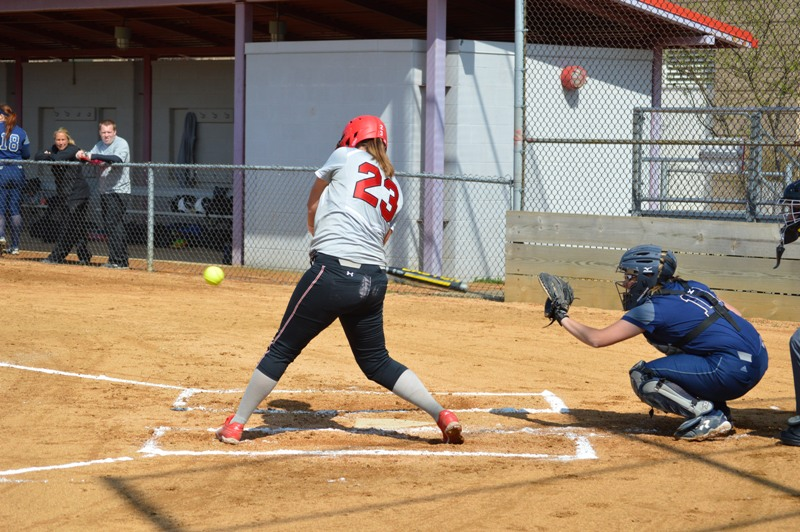 7th SXU Softball vs Judson (Ill.) 4/22/14 Photo