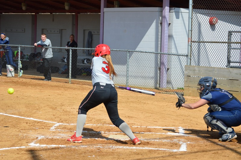 12th SXU Softball vs Judson (Ill.) 4/22/14 Photo