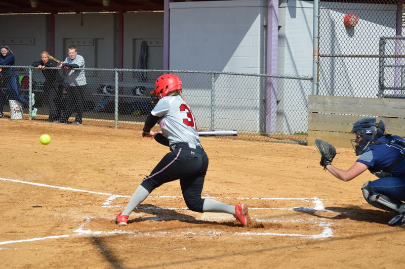 14th SXU Softball vs Judson (Ill.) 4/22/14 Photo