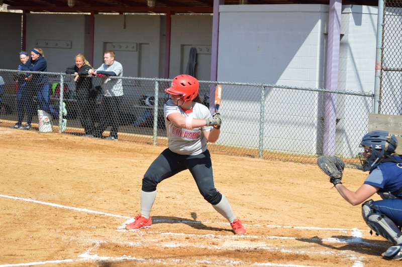 16th SXU Softball vs Judson (Ill.) 4/22/14 Photo