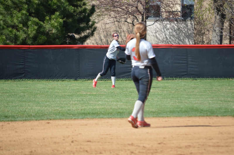 18th SXU Softball vs Judson (Ill.) 4/22/14 Photo