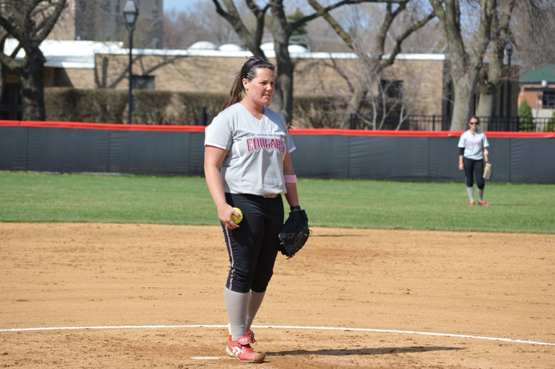 26th SXU Softball vs Judson (Ill.) 4/22/14 Photo