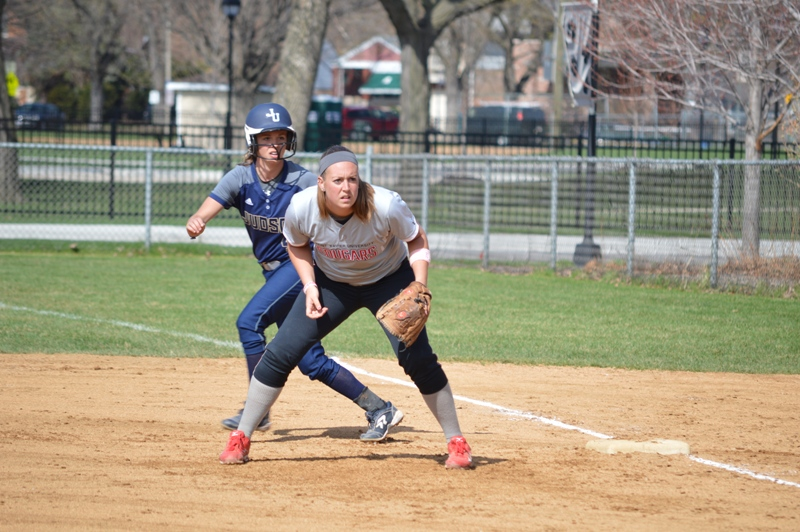 27th SXU Softball vs Judson (Ill.) 4/22/14 Photo