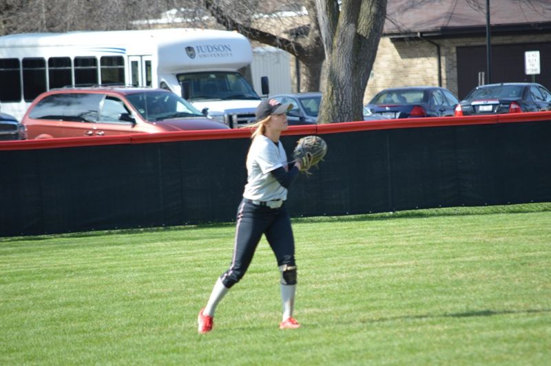 29th SXU Softball vs Judson (Ill.) 4/22/14 Photo