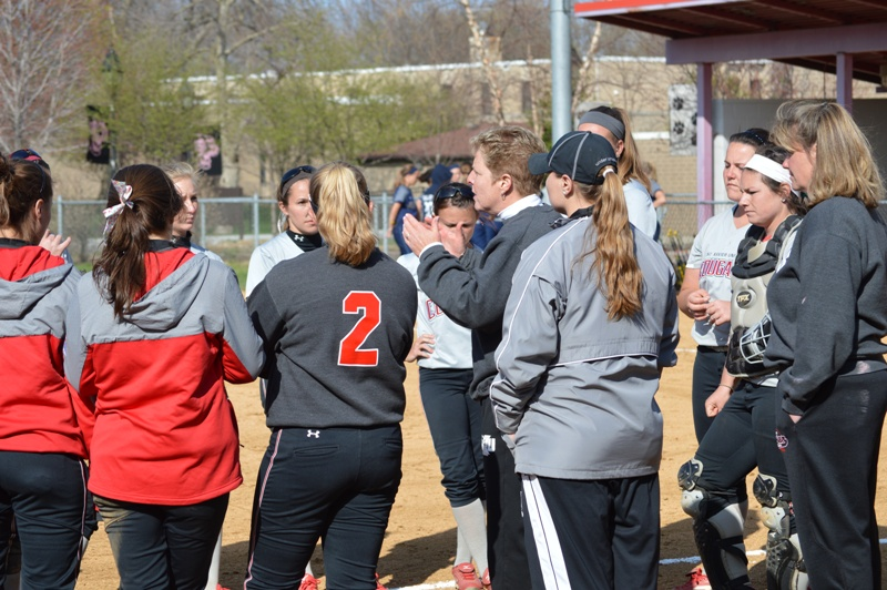 37th SXU Softball vs Judson (Ill.) 4/22/14 Photo