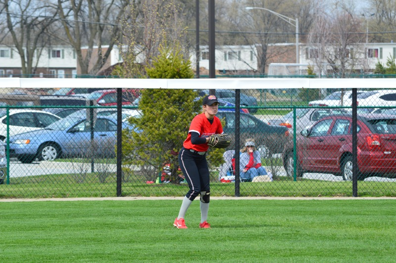 SXU Softball vs Olivet Nazarene (Ill.) 4/24/14 - Photo 9